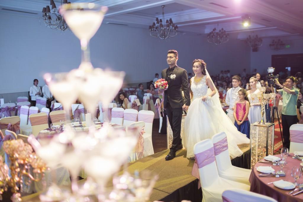 Ảnh cưới phóng sự mang một cảm xúc rất tự nhiên nên rất đẹp